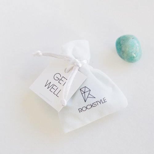 Rockstyle Rockstyle Velvet Giftbags GET WELL