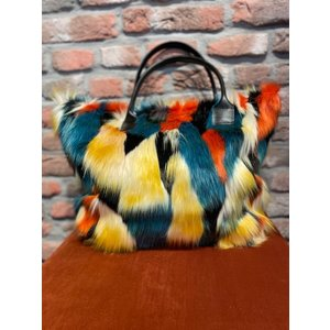 new york New York Bag Warm Soft multi