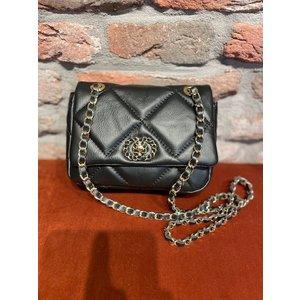New York Bag Bonita black gold