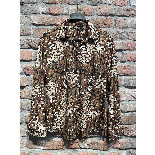 Vera Jo blouse Kira print
