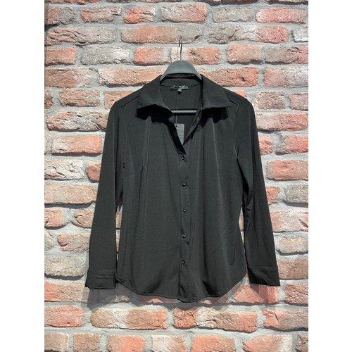 Vera Jo blouse travel zwart