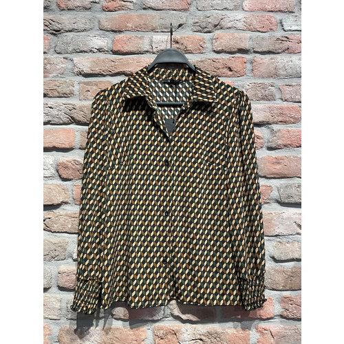 Vera Jo blouse Wandy print