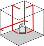 ADA  ADA CUBE 3D 3-lijns laser laser