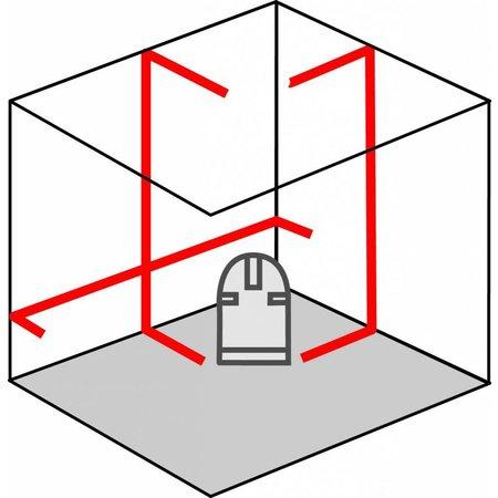 ADA  Laser level CUBE 3D BASIC EDITION