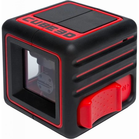 ADA  CUBE 3D Lijnlaser in koffer met statief