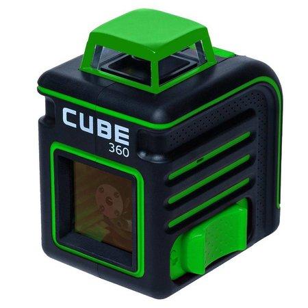 ADA  CUBE 360 Groen Lijnlaser 360° set