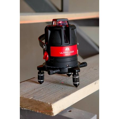 ADA  Laser Level ULTRALiner 360 4V Set