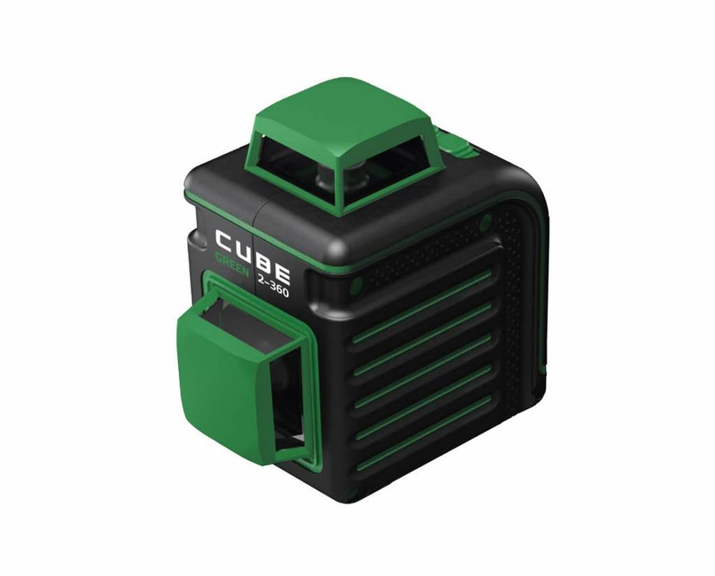 ADA Instruments CUBE ULTIMATE 2-360 GREEN 360° Laser Level