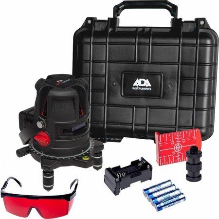 ADA  PROLiner 2V Crosslinear laser 3 lijns Set
