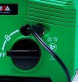 ADA  TOPLINER 3x360° multicone laser Green