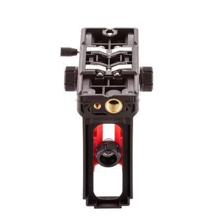 ADA  Wandbeugel magnetisch en opdraaibaar van 0-110 mm