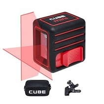 CUBE Mini Home Edition Kreuzlinienlaser Rot
