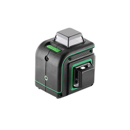 ADA  CUBE 3-360 Ultimate Set Groene Lijnlaser met 3x360° groene lijnen