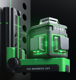 ADA  CUBE 3-360° Ultimate Set GREEN