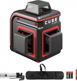 ADA  CUBE 3-360 Professional Edition rode Lijnlaser met 3x360° rode lijnen