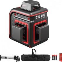 CUBE 3-360 Professional Edition rode Lijnlaser met 3x360° rode lijnen