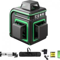 CUBE 3-360 Professional Edition groene Lijnlaser met 3x360° groene lijnen