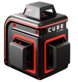 ADA CUBE 3-360 Basic Edition rode Lijnlaser met 3x360° rode lijnen