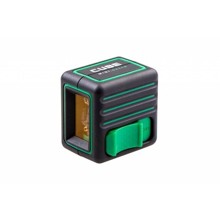 ADA  CUBE Mini  kruislijnlaser Groen