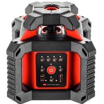 Rotary 500HV rode roterende bouwlaser met een bereik van 500 meter