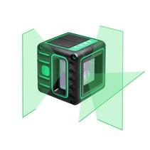 NEU: CUBE 3D Green inklusive Mini-Stativ in Foudraal