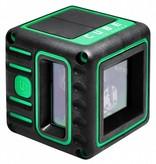 ADA  CUBE 3D Groen inclusief Statief in Foudraal