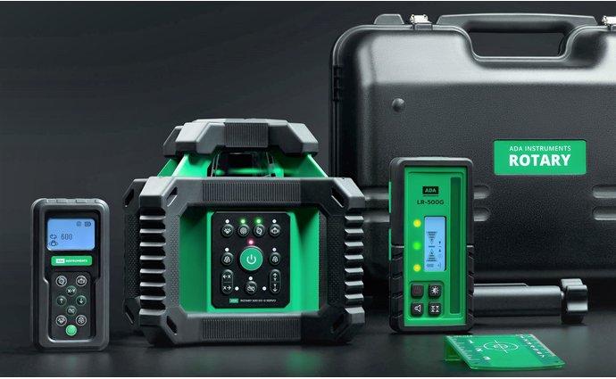 Rotary 500HV Green