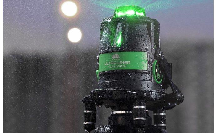 Ultraliner green