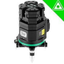 6D SERVOLINER GREEN, 8 lines laserlevel