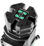 ADA  6D SERVOLINER GREEN 8-lines laserlevel