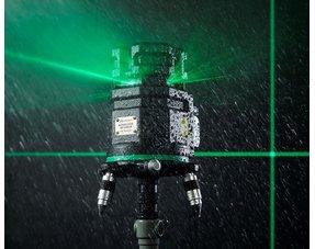 ■ Line (cross) laser