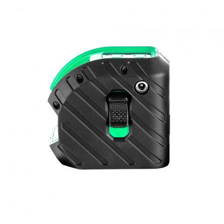 ADA  ARMO 2D Green Basic oplaadbaar in blister verpakking