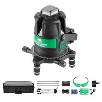 ULTRALiner 4V 360° GREEN Koffer SET