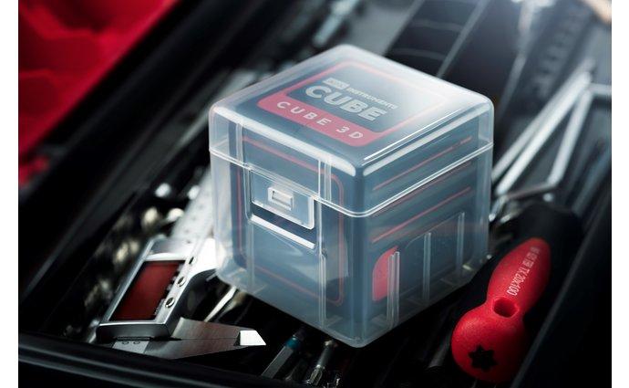 cube Plastic case