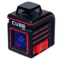 CUBE 360 Basic  met 360° Hor. lijn en 1V