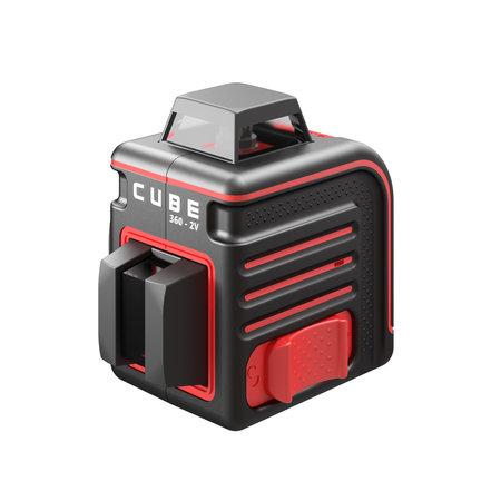 ADA  Cube 360-2V Professional Edition rood