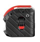 ADA  Armo 2D Home edition, oplaadbare kruislijnlaser Rood
