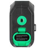 ADA  Armo Mini Basic kruislijnlaser Groen ,  in Blister