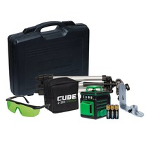 CUBE 2-360 Green ultimate set