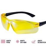 ADA  Gele veiligheidsbril ADA VISOR CONTRAST