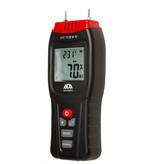 ADA  ZHT 70 (2 in1) Electronic vocht/Temp meter voor hout en beton