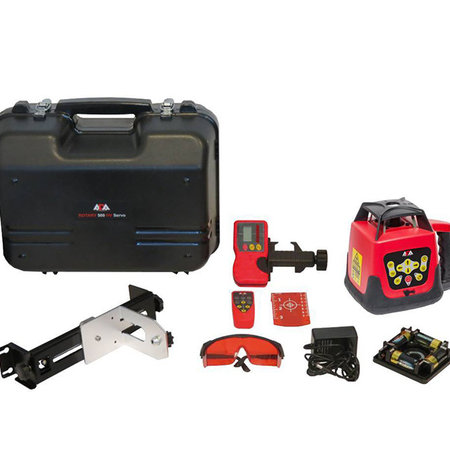 ADA  ROTARY 500HV bouwlaser set voor horizontaal en vertikaal gebruik