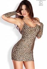 * CHILIROSE Mini jurk CR3156 van Chilirose.