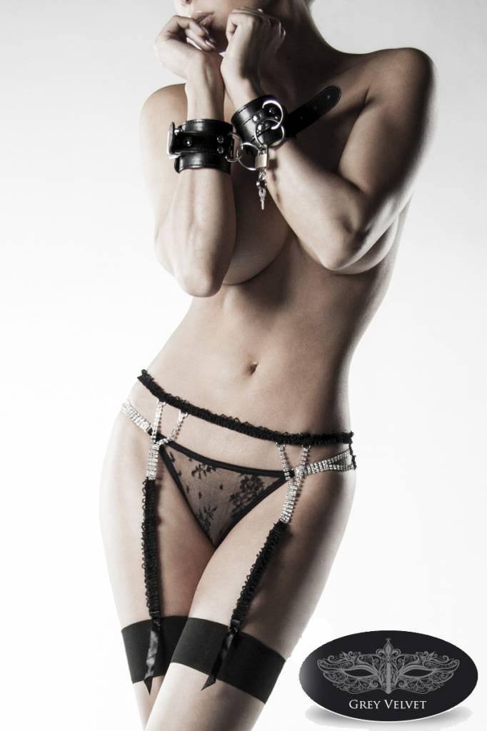 * GREY VELVET 4-delige erotische set van Grey Velvet