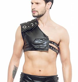 XXX COLLECTION Gladiator Harnas met zwarte bies