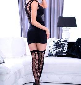 CHILIROSE Mini jurk met kousen