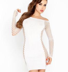 Wit jurkje Carmen