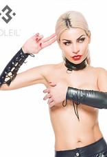SOLEIL  by XXX COLLECTION Zwarte onderarm Sleeves