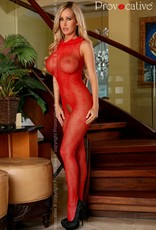 PROVOCATIVE Rode bodystocking van Provocative