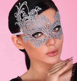 LIVCO CORSETTI Sierlijk masker zilverkleurig